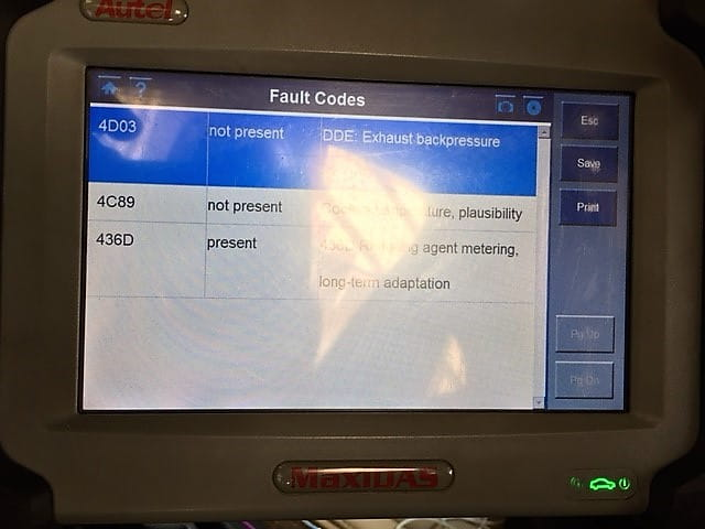 how to clear bmw fault codes e90