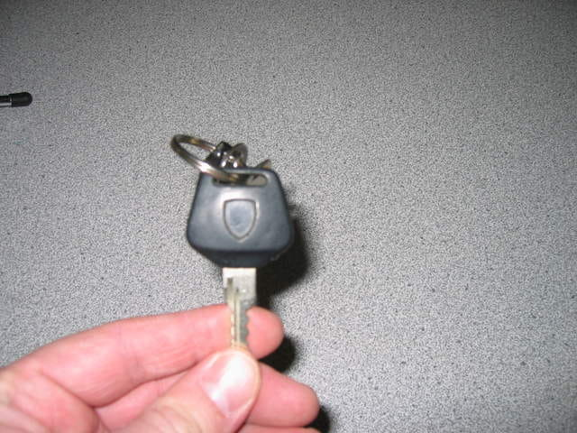 Porsche 911  914 Porsche Key Head Replacement