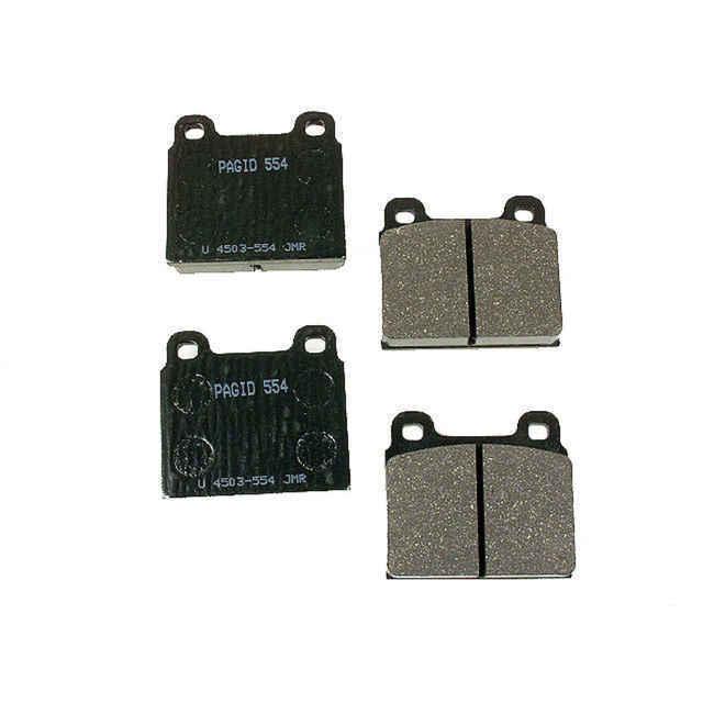Bosch BP45 QuietCast Premium Semi-Metallic Front Disc Brake Pad Set