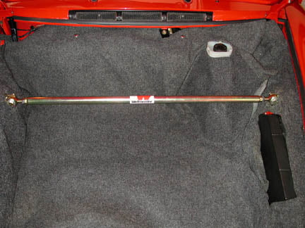 Porsche 911 Camber Strut Brace Installation 911 1965 89