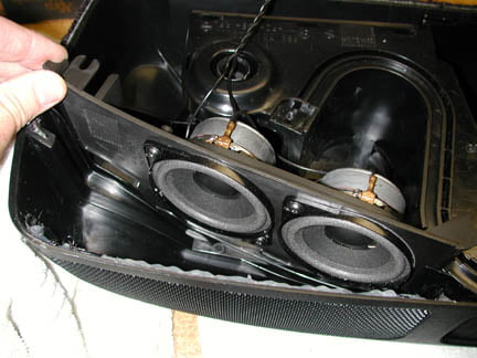 Pelican Parts Technical Article: Boxster Rear Speaker ... on